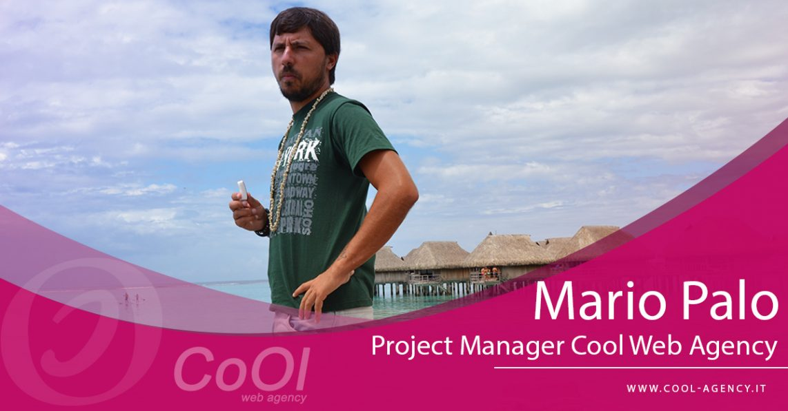 Project Manager Mario Palo
