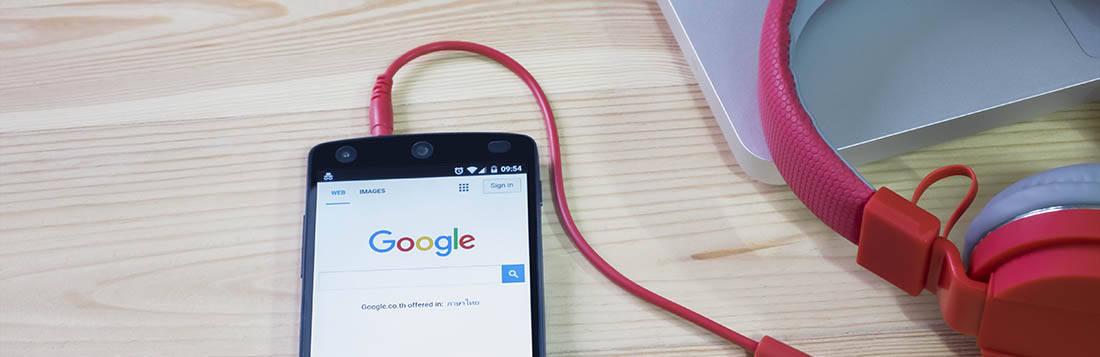 Comandi di Google