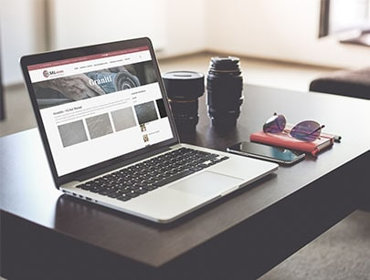 Web Design Gisal Marmi