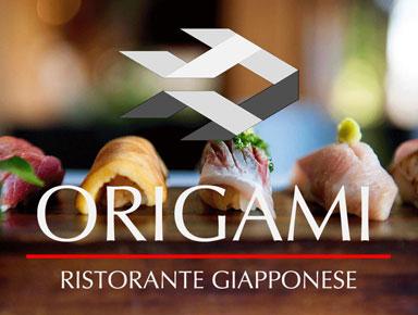 Web Design Origami Sushi
