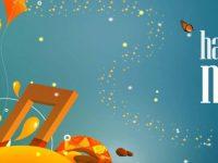 Auguri di felice Natale e felice anno nuovo!