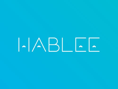 Logo hablee