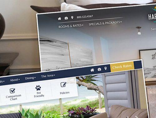 Viaggio alla scoperta di come realizzare siti web per hotel