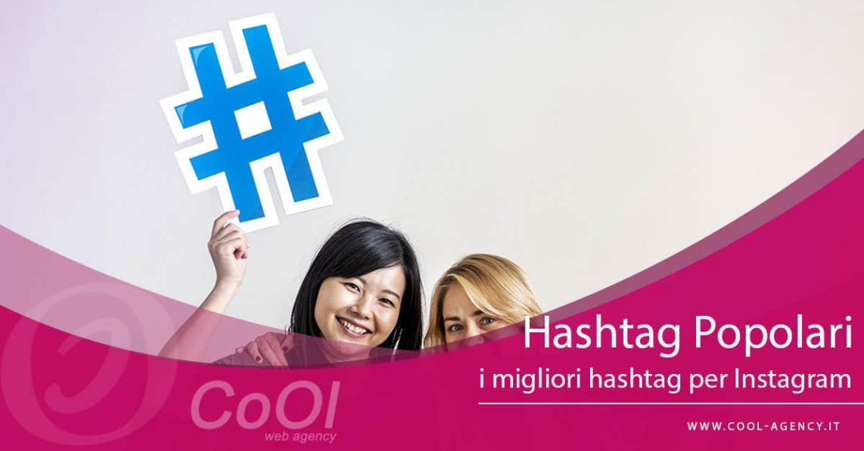 hashtag popolari