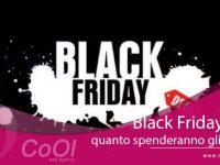 Black Friday 2019: gli italiani spenderanno oltre 2 miliardi di euro