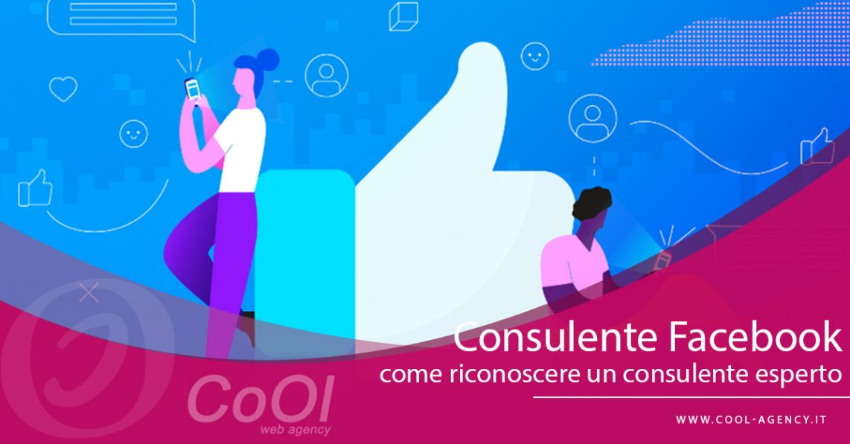 consulente facebook