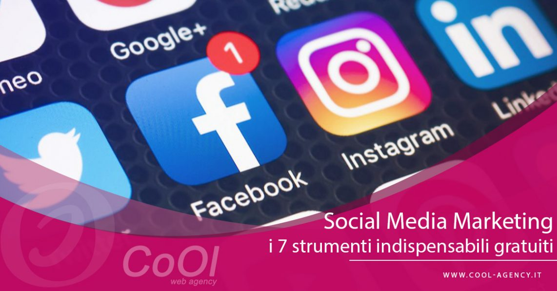 strumenti utili social media marketing